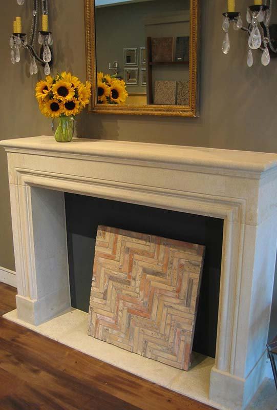 Piedmont Fireplace in New Limestone