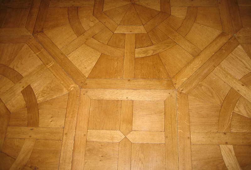 New French Oak Avignon Parquet Panels