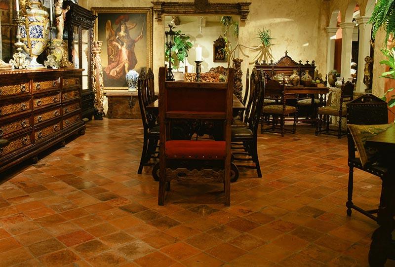 Antique Terracotta d'Avallon